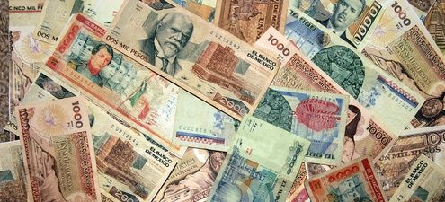The Value of Old Mexican Banknotes | realestatepue