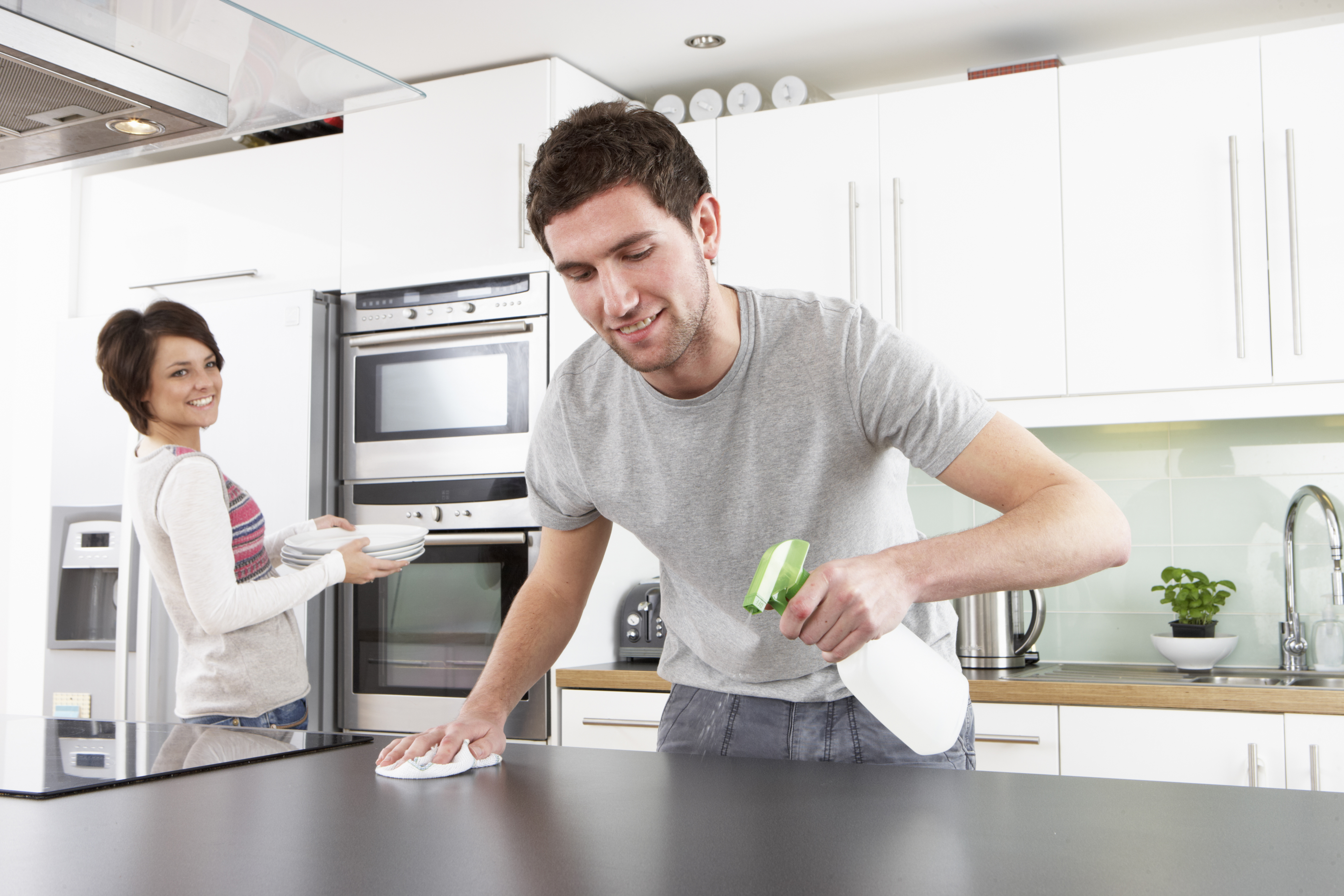 5 Steps to a Clean Kitchen | realestatepue